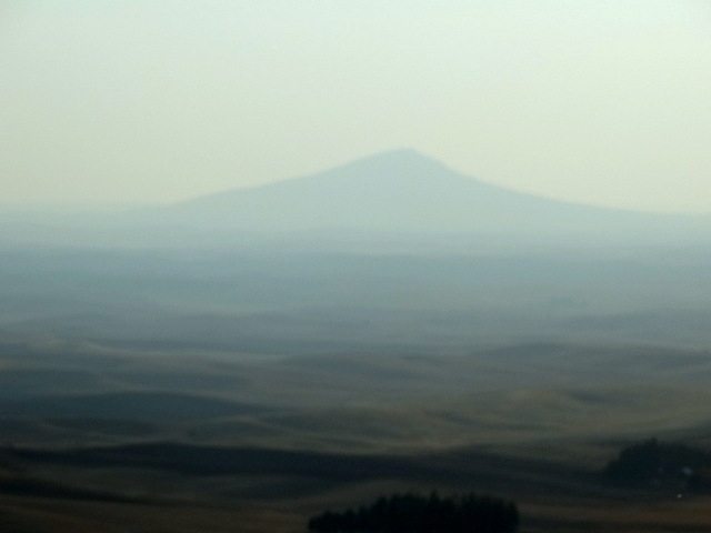 Steptoe Butte in Washington...the other park donated by Virgil McCroskey